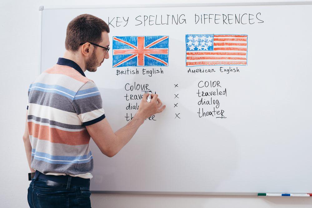 Qué inglés aprender, británico o americano