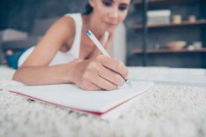 escribir en inglés