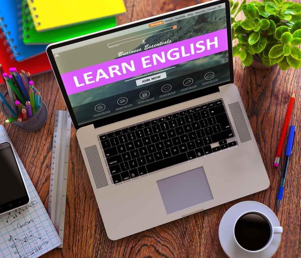 estudiar inglés en casa