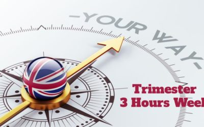 English Course 3 hours Week (Trimester)