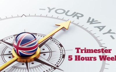 English Course 5 hours Week (Trimester)