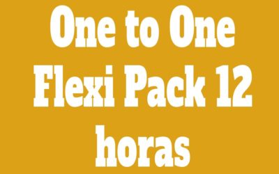 Flexi Pack One to One 12 Clases