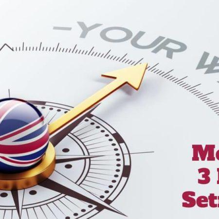 Curs d'Anglès 3 classes setmanals (Pagament Mensual)