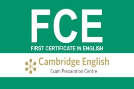 B2 First Exam Preparation Course Face-to-face and Online